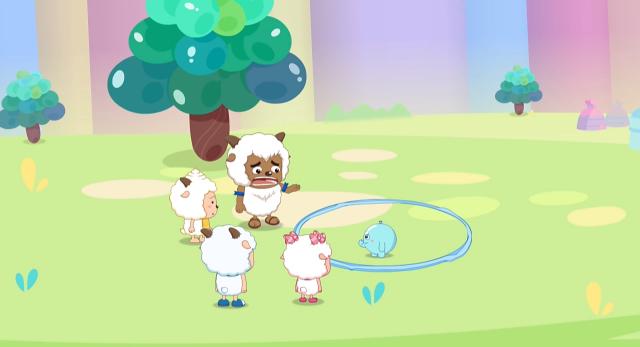 喜羊羊與灰太狼-奇幻天空島32 線上看