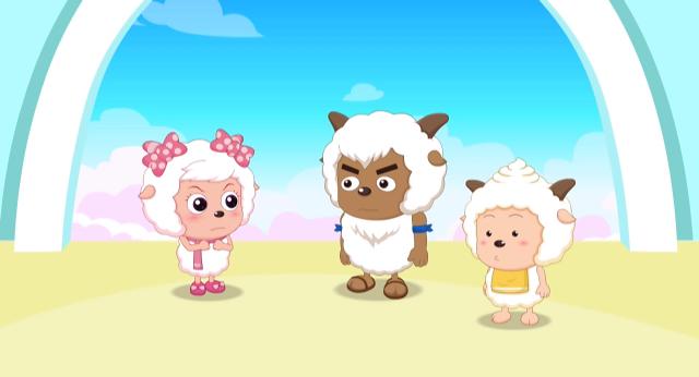 喜羊羊與灰太狼-奇幻天空島53 線上看