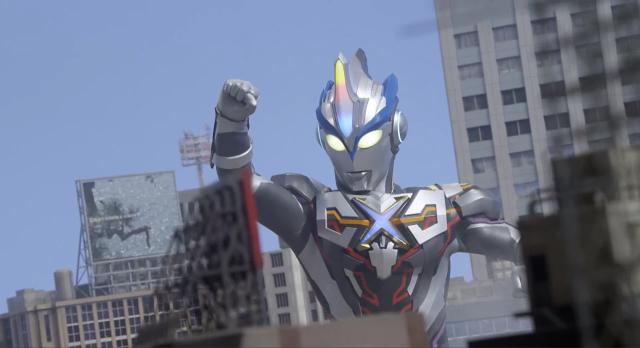 超人力霸王X 全集16 線上看