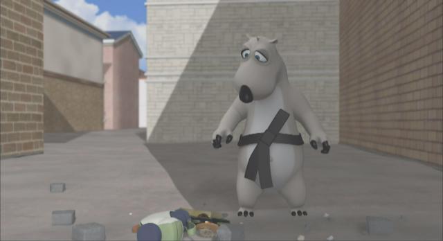 貝肯熊 第一季5 線上看