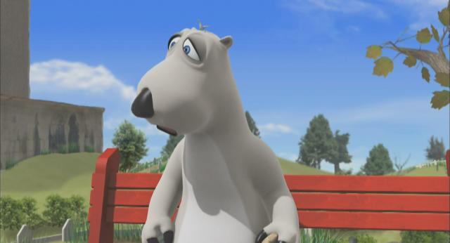 貝肯熊 第一季50 線上看