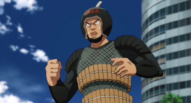 一拳超人 (第二季)#17 怪人蜂起 線上看