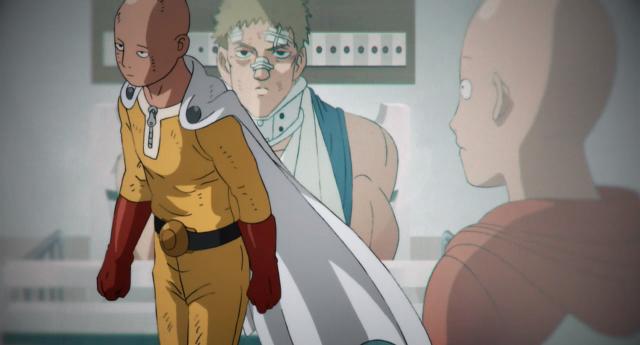 一拳超人 (第二季)#21 最強的煩惱 線上看