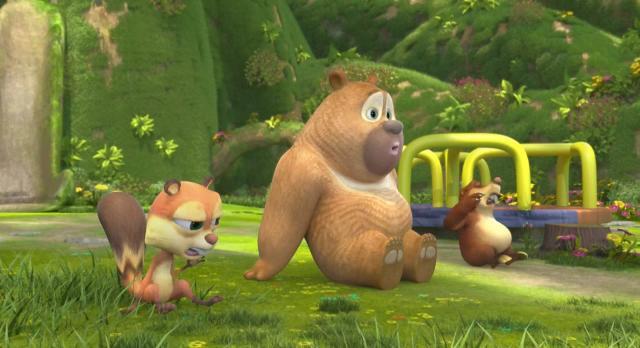 熊出沒-熊熊樂園2 線上看