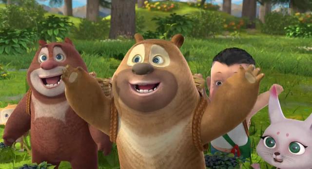 熊出沒-熊熊樂園4 線上看