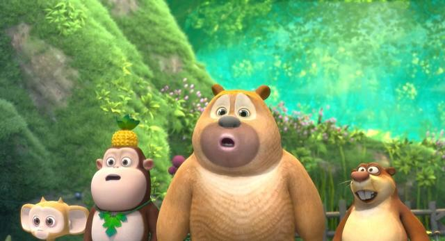熊出沒-熊熊樂園12 線上看