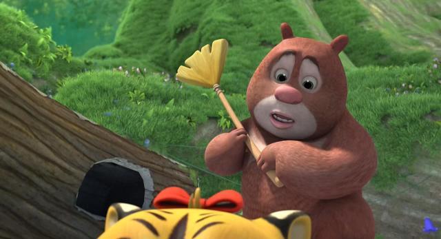 熊出沒-熊熊樂園29 線上看