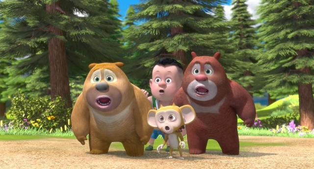 熊出沒-熊熊樂園30 線上看