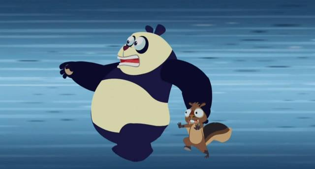 熊貓走天涯5 線上看
