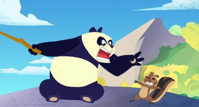 熊貓走天涯9 線上看