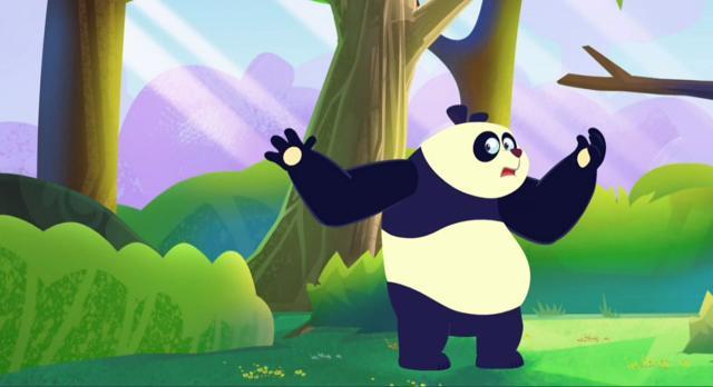 熊貓走天涯11 線上看