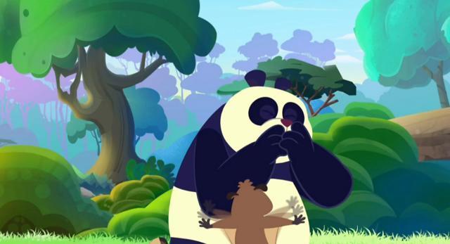 熊貓走天涯12 線上看