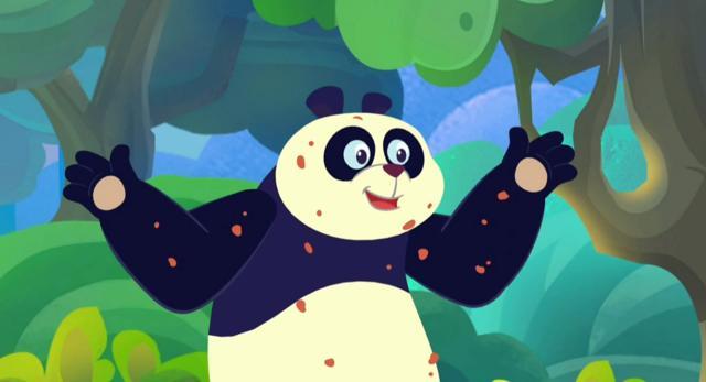 熊貓走天涯18 線上看