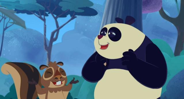 熊貓走天涯19 線上看