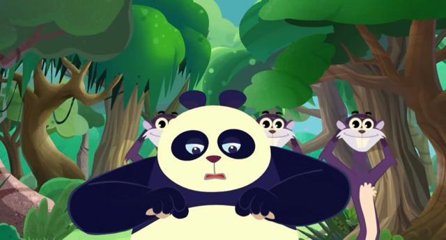 熊貓走天涯41 線上看