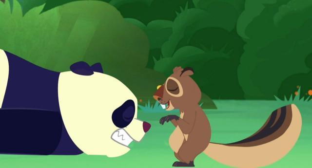 熊貓走天涯48 線上看