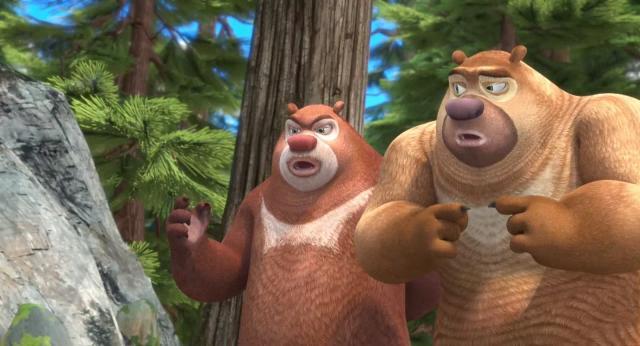 熊出沒-探險日記3 線上看