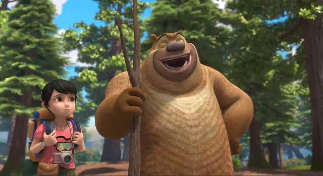 熊出沒-探險日記10 線上看