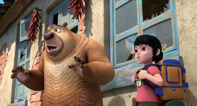 熊出沒-探險日記25 線上看