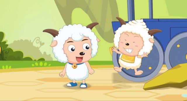 喜羊羊與灰太狼-嘻哈闖世界20 線上看