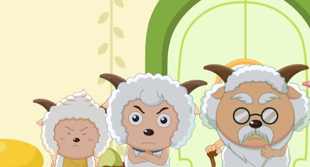 喜羊羊與灰太狼-嘻哈闖世界34 線上看