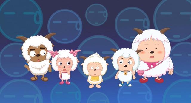 喜羊羊與灰太狼-嘻哈闖世界38 線上看