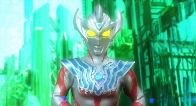 超人力霸王TAIGA16 線上看