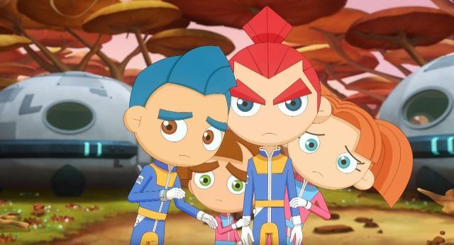 飛天少年 第二季7 線上看