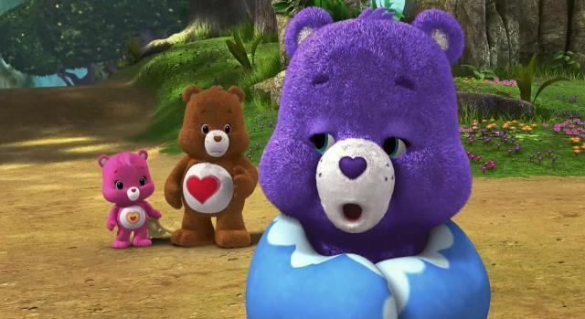 愛心小熊3 線上看