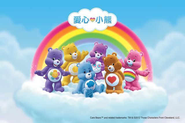 愛心小熊劇照 1