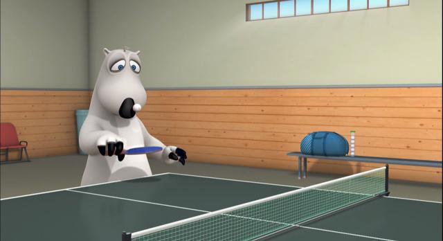 貝肯熊 第三季第1話-乒乓球 線上看