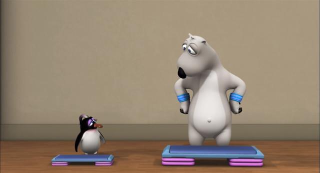 貝肯熊 第三季第2話-健美操 線上看
