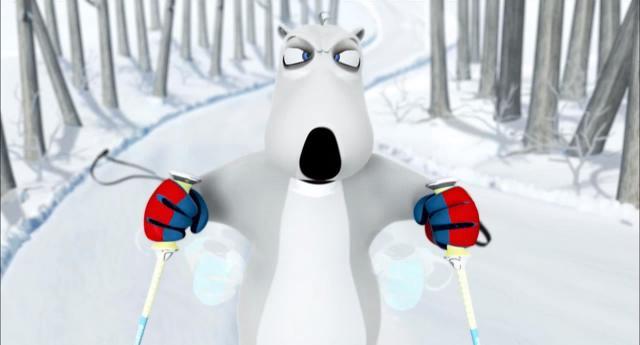 貝肯熊 第三季第6話-滑雪 線上看