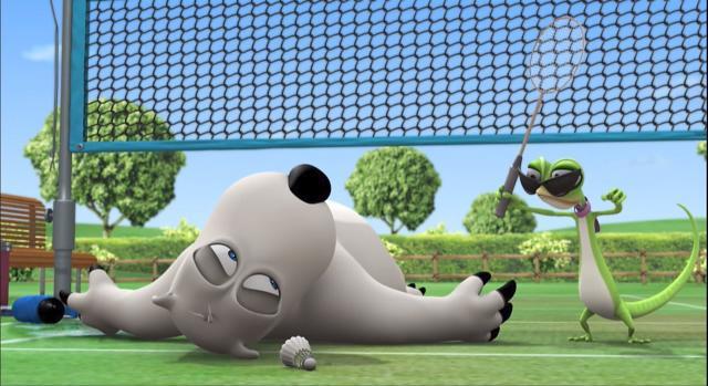 貝肯熊 第三季第9話-羽毛球 線上看