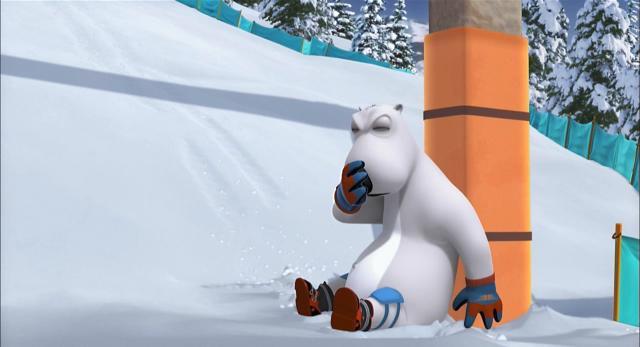 貝肯熊 第三季第13話-滑雪2 線上看