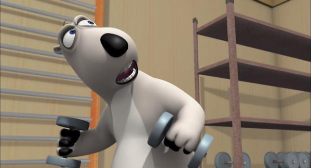 貝肯熊 第三季第16話-舉重 線上看