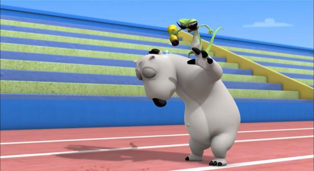 貝肯熊 第三季第21話-競走 線上看