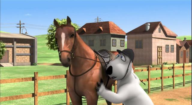 貝肯熊 第三季第29話-花式騎術 線上看