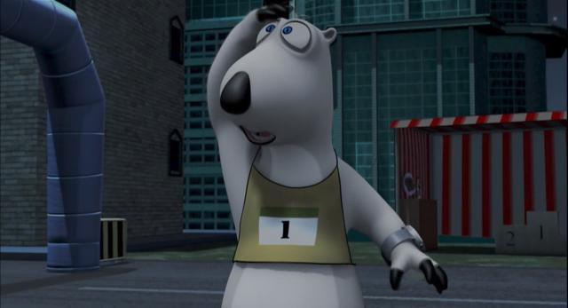貝肯熊 第三季第31話-馬拉松 線上看