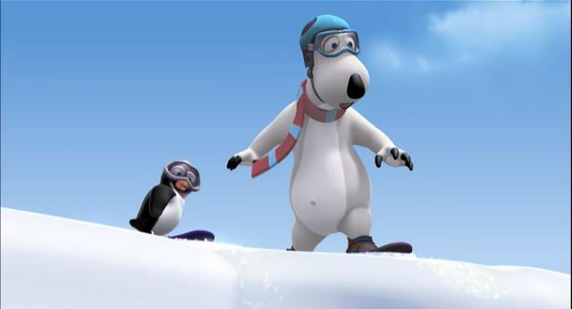 貝肯熊 第三季第34話-雪板 線上看