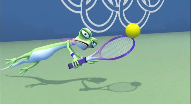 貝肯熊 第三季第35話-網球2 線上看