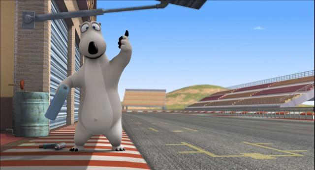 貝肯熊 第三季第39話-摩托車 線上看