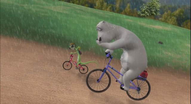 貝肯熊 第三季第46話-山地車 線上看