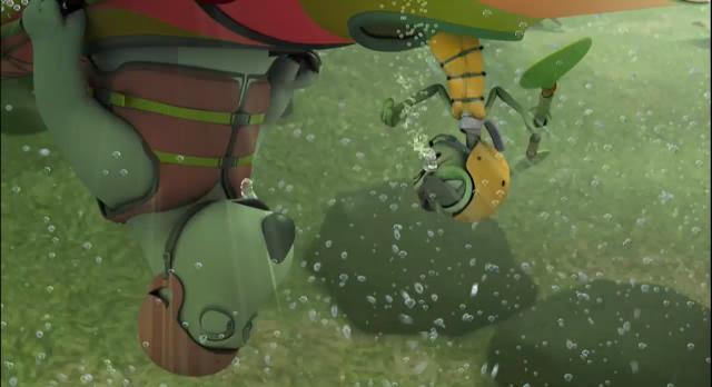 貝肯熊 第三季第47話-獨木舟 線上看