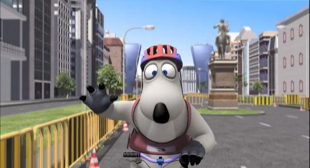 貝肯熊 第三季第51話-騎自行車 線上看