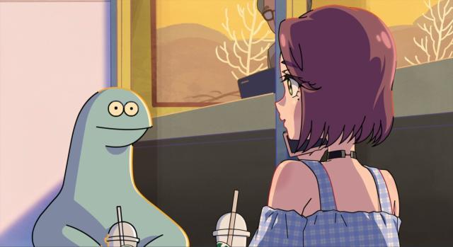 辣妹與恐龍第12話【在外面吃飯/好和平喔~】 線上看