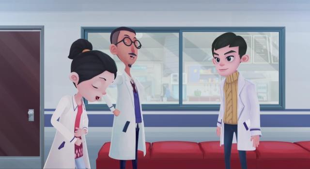 藥藥欲試-進擊阿茲海默第7話【看不見的機關】 線上看