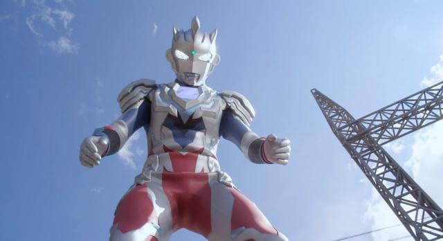 超人力霸王Z(傑特)第2話【戰士的經驗】 線上看