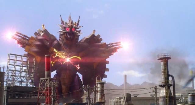 超人力霸王Z(傑特)第6話【歸來的男人!】 線上看