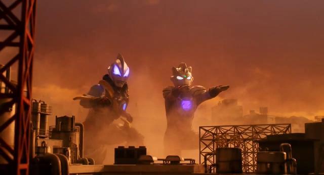 超人力霸王Z(傑特) 全集第7話【陛下的徽章】 線上看